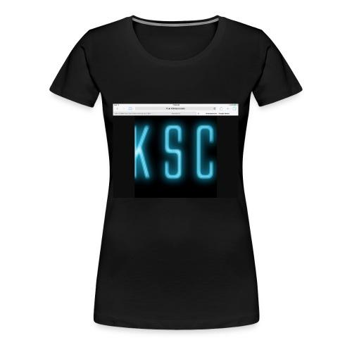 Killerspacecats logo merch - Women's Premium T-Shirt