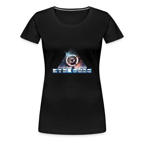 EYEKONIC LOGO - Women's Premium T-Shirt