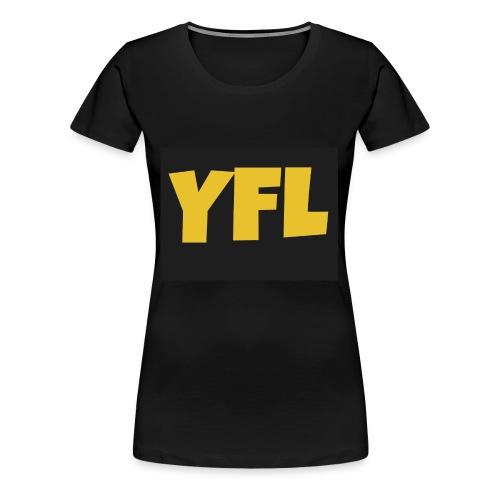 YoungForLife cloths - Women's Premium T-Shirt