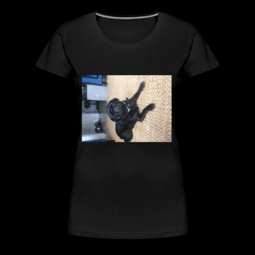 9B0F12D5 E6D9 4863 88E1 9F28BF986F3C - Women's Premium T-Shirt