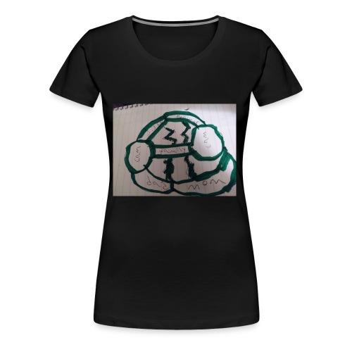 15172828979571369700860 - Women's Premium T-Shirt