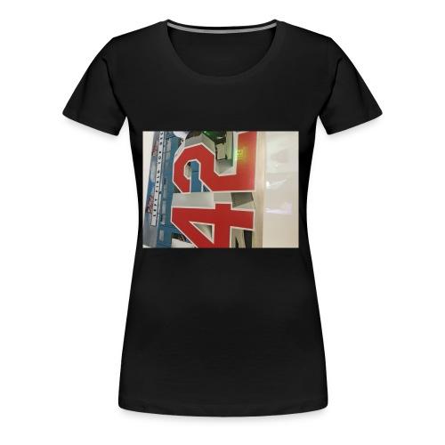 42 - Women's Premium T-Shirt