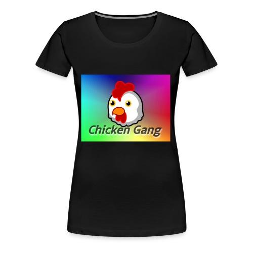 Chicken gang - Women's Premium T-Shirt