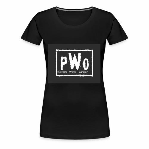 PWO - Women's Premium T-Shirt