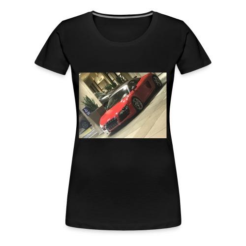 E02761A8 5926 4919 A9ED AB088304C990 - Women's Premium T-Shirt
