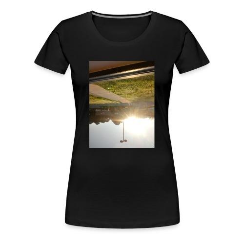 Brightly Sized - Women's Premium T-Shirt