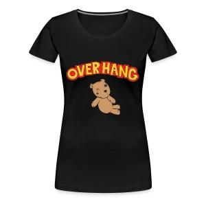 Overhang Merchandise - Women's Premium T-Shirt