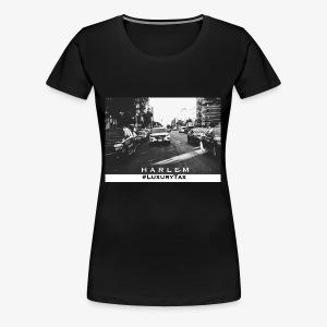 Hashtag Luxury Tax - Women's Premium T-Shirt