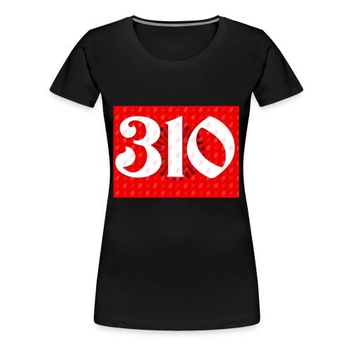 badboydejuanlogoogogogog - Women's Premium T-Shirt