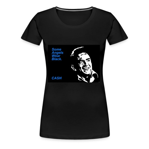 CASH - Women's Premium T-Shirt