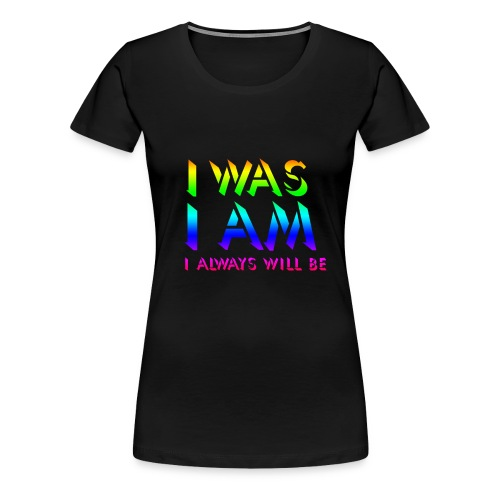 Transparent - Women's Premium T-Shirt