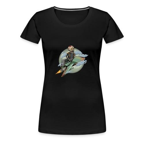 d9 - Women's Premium T-Shirt