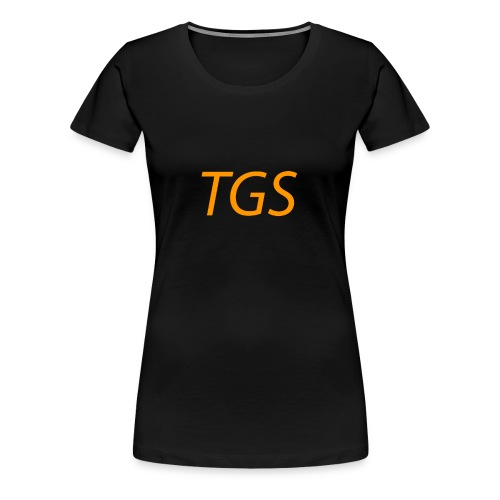 TGS_Shirt_Logo - Women's Premium T-Shirt