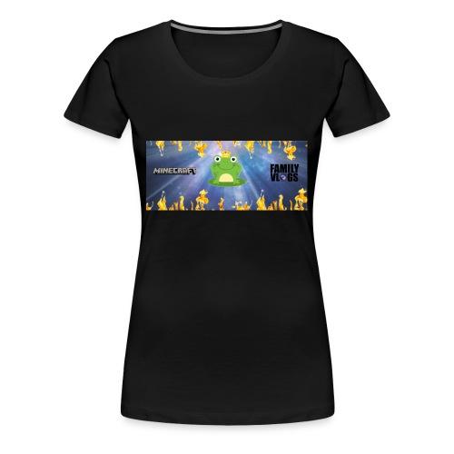 froggeyking10 - Women's Premium T-Shirt