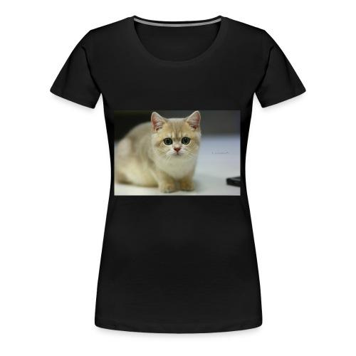 Mr. Vanilla - Women's Premium T-Shirt