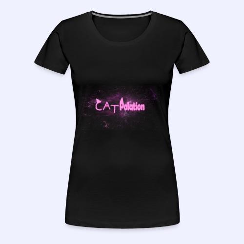 Catpolation Everything you Need Cat - Women's Premium T-Shirt