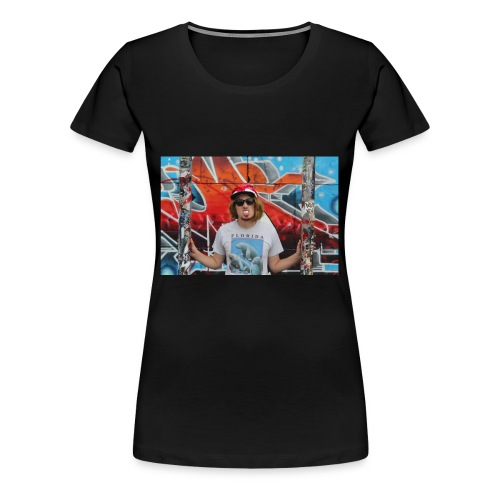 The Graffiti Collection - Women's Premium T-Shirt