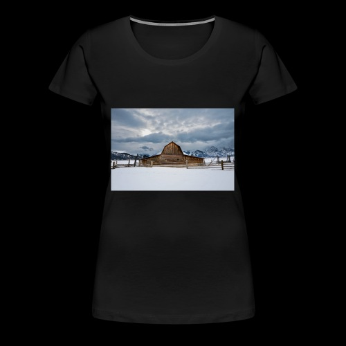 Barn - Women's Premium T-Shirt