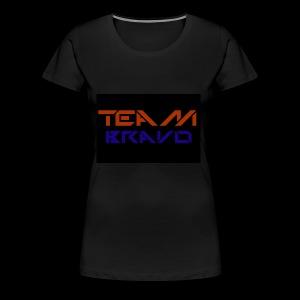 Team Bravo - Women's Premium T-Shirt
