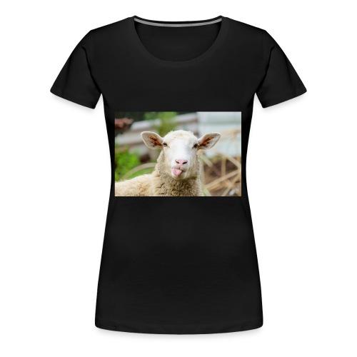 Sheep - Women's Premium T-Shirt