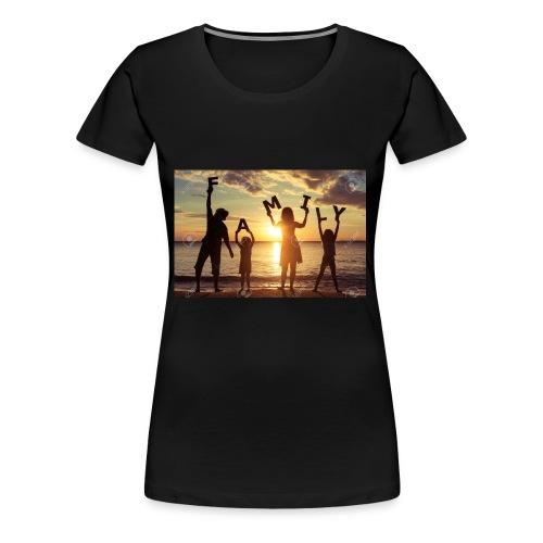 family 06 Copy - Women's Premium T-Shirt