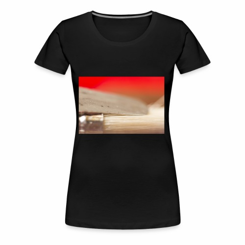 Don't sweat the little things - Women's Premium T-Shirt