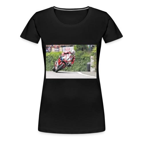 isle of man tt - Women's Premium T-Shirt