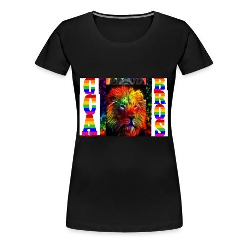 proud lion - Women's Premium T-Shirt