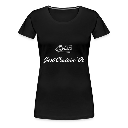 Just CruisinOz - Women's Premium T-Shirt
