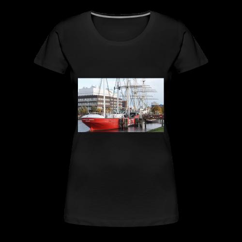 Wilhelmshaven - Women's Premium T-Shirt