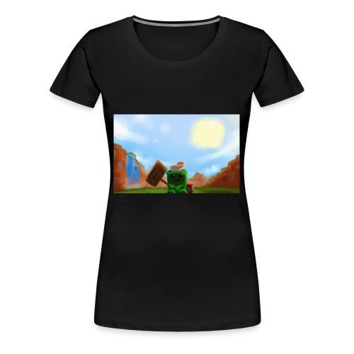 ShirtMine - Women's Premium T-Shirt