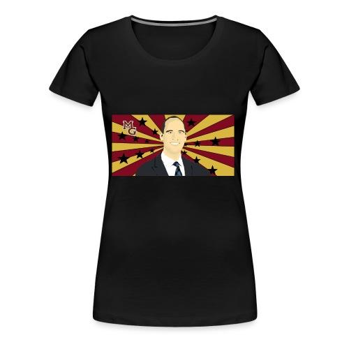 Bart Becker - Women's Premium T-Shirt