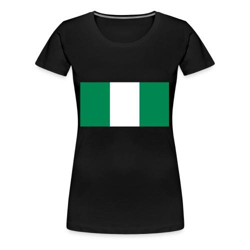 Nigeria - Women's Premium T-Shirt