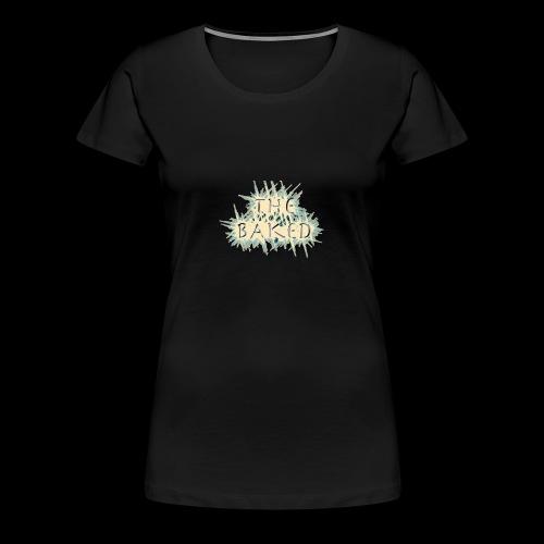 THEBAKEDfrosty - Women's Premium T-Shirt