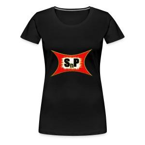 sk8NPLay Logo - Women's Premium T-Shirt