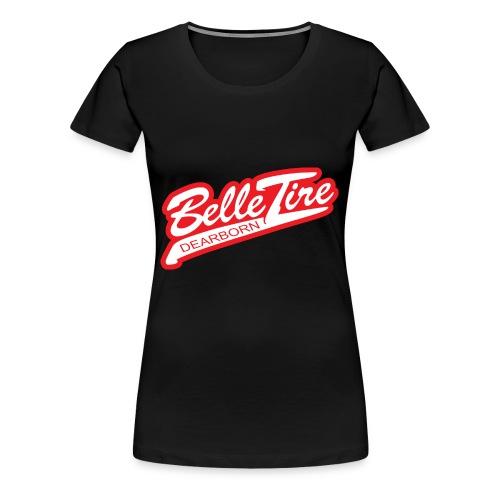 BT Dearborn Logo ONLY - Women's Premium T-Shirt