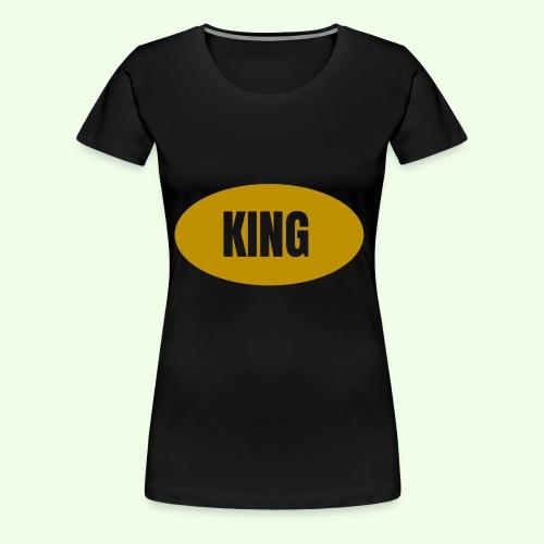 Drake King Design - Women's Premium T-Shirt