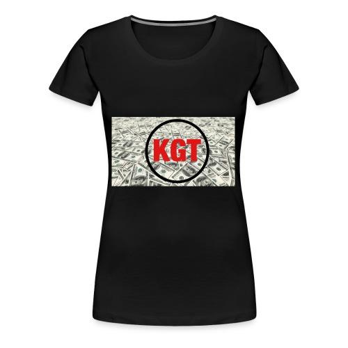 KGT - Women's Premium T-Shirt