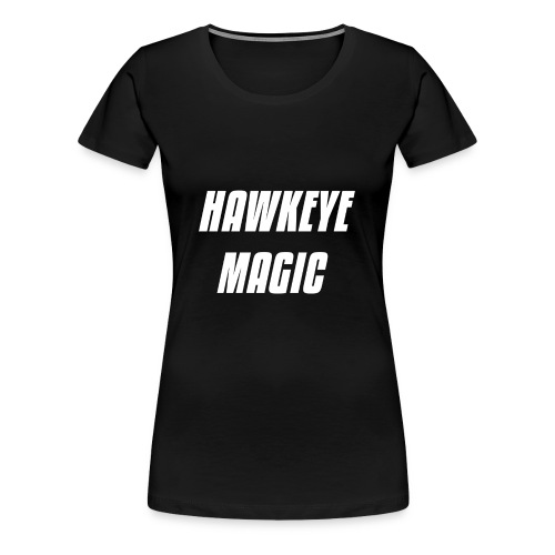 HAWKEYE MAGIC T SHIRT - Women's Premium T-Shirt