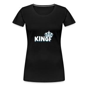 King F - Women's Premium T-Shirt