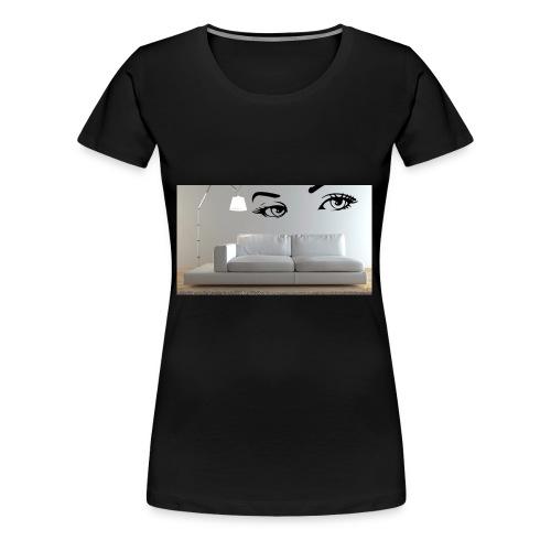 32295FB7 92B7 4BC4 9D7D EEBE42C98906 - Women's Premium T-Shirt