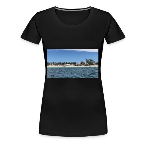 Bahamas Mamas - Women's Premium T-Shirt