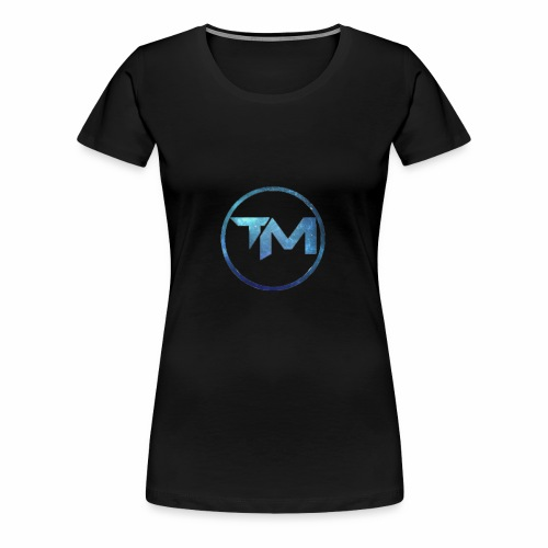 TechMedia Logo Merch - Women's Premium T-Shirt