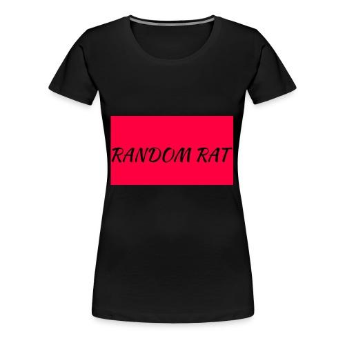 Da stuff merch - Women's Premium T-Shirt