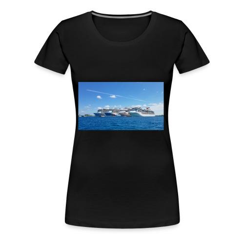 Cruise - Women's Premium T-Shirt