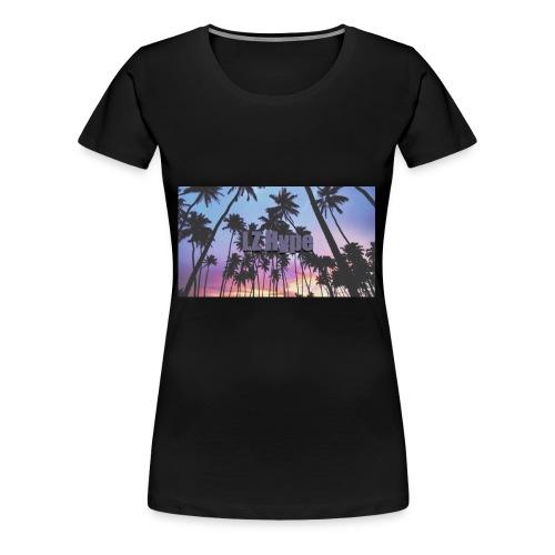 LZHype - Women's Premium T-Shirt