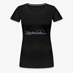 signature - Women's Premium T-Shirt