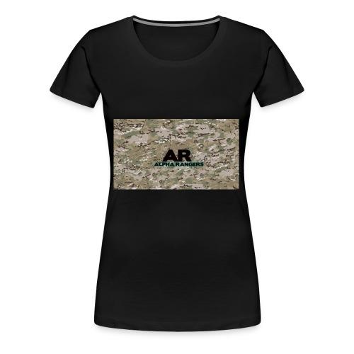 Alpha Ranger Apperal - Women's Premium T-Shirt