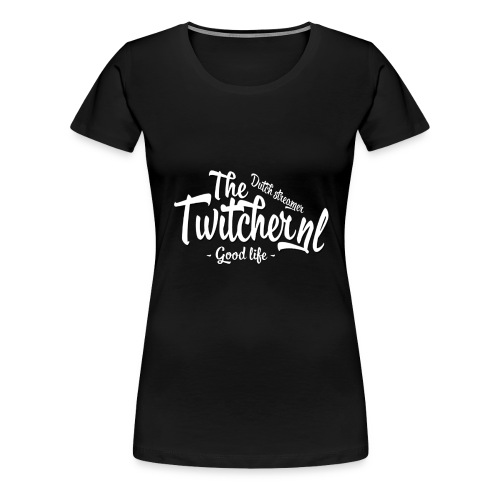 Original The Twitcher nl - Women's Premium T-Shirt