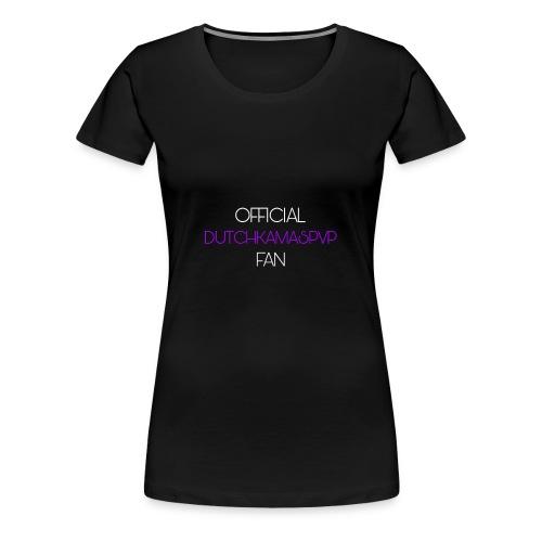 KamasFan - Women's Premium T-Shirt